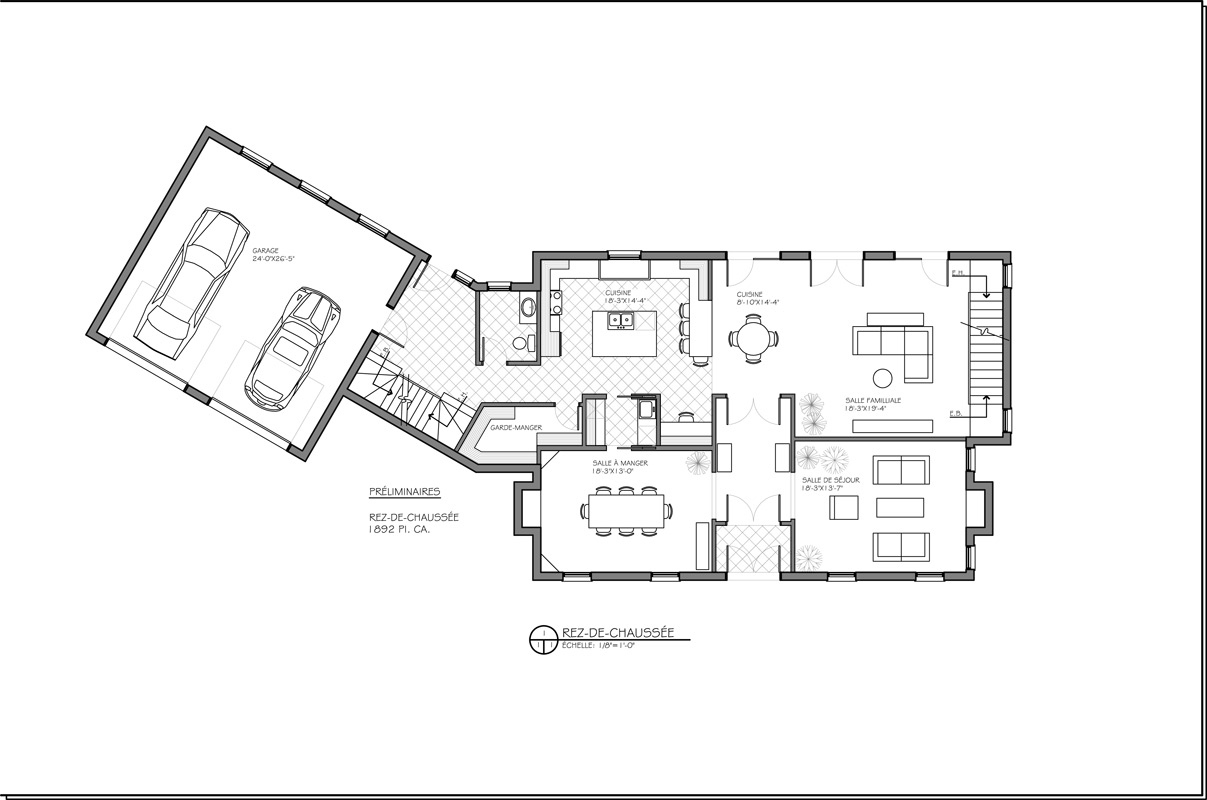 architectural plans plan drawing