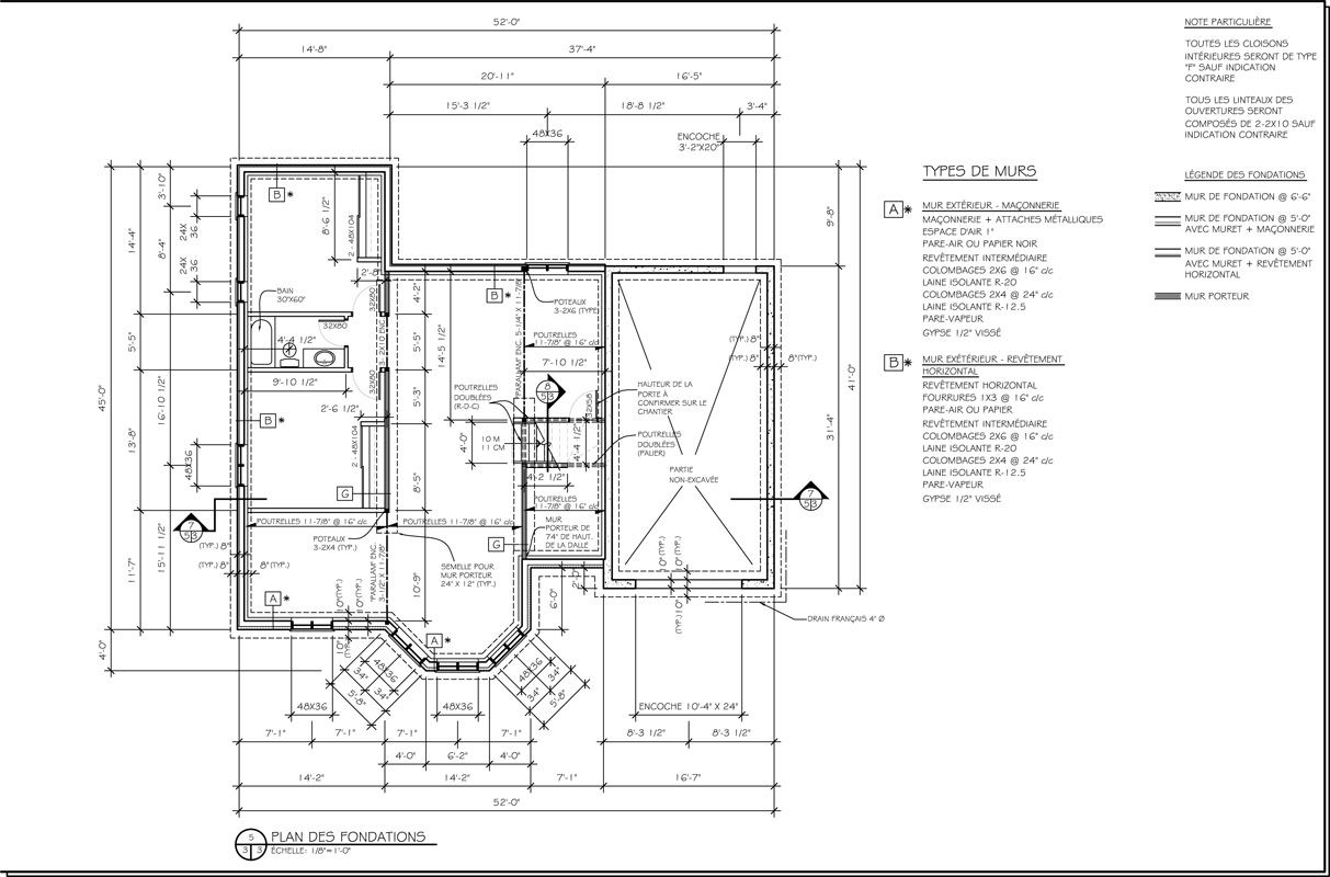 Plan architecte gratuit plan de maison moderne d for Plan architecte maison